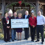 Bello Machre receives $119K from Exelon from their 2018 iTee golf tournament