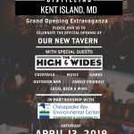 Blackwater Distilling Tavern Grand Opening Party