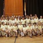 4th Graders at Monsignor Slade invite alumna Senator Pam Beidle to return for a tour