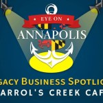 Legacy Business Spotlight:  Carrol's Creek Cafe (Encore Presentation)