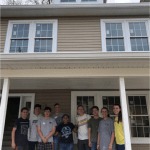 Severna Park High seniors partner with Habitat for Humanity