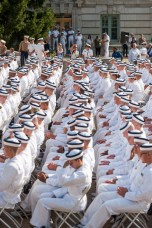USNA Induction Ceremony 2019