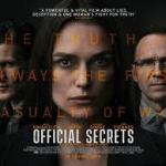 "Annapolis Film Festival to screen ""Official Secrets"" on Tuesday at Maryland Hall"