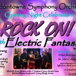 Rock On as the LSO opens their 2019-2020 season