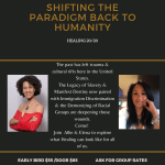 Shifting the Paradigm Back to Humanity: Healing 2020