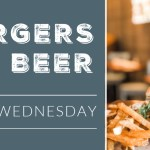 Burgers & Beer at Knoxie's Table
