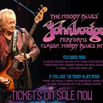 John Lodge of the Moody Blues will be at Rams Head On Stage on March 3rd