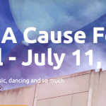 RESCHEDULED:  Chow 4 a Cause food truck and music festival on July 11th