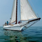Public sails now offered on the historic skipjack Wilma Lee
