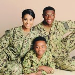 Mid Mom and Naval Academy instructor competing for Ms. Veteran America