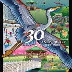 Quiet Waters Park celebrates 30 years with unveiling of commemorative poster by local artist Joe Barsin