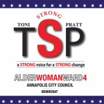 Toni Strong Pratt Annonces Run for Alderwoman in Ward 4