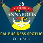 Local Business Spotlight: Chill Axes