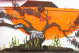 Ambiguous Graffiti