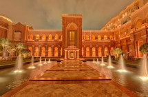 Expensive Hotel In World - Emirates Palace