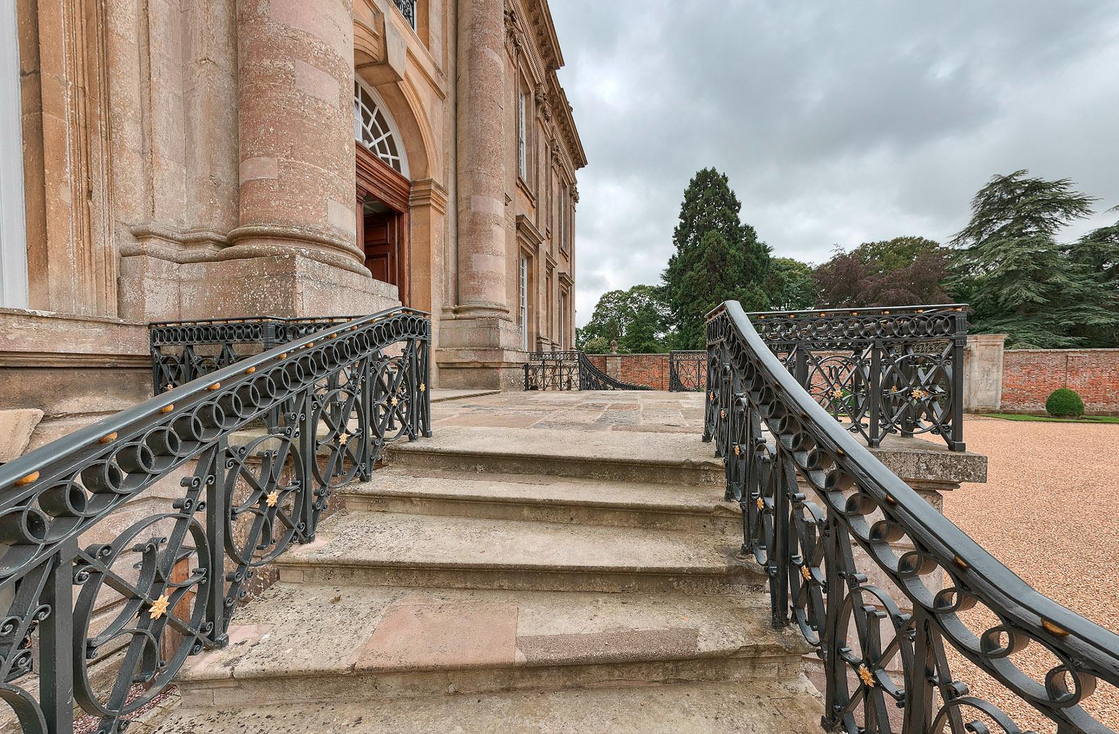 Easton Neston Manor  EYEREVOLUTION