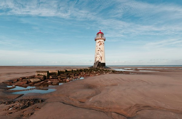 Talacre Lighthouse Virtual Tour Exceptional