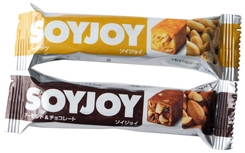 SoyJoy, healthy snacks Japan