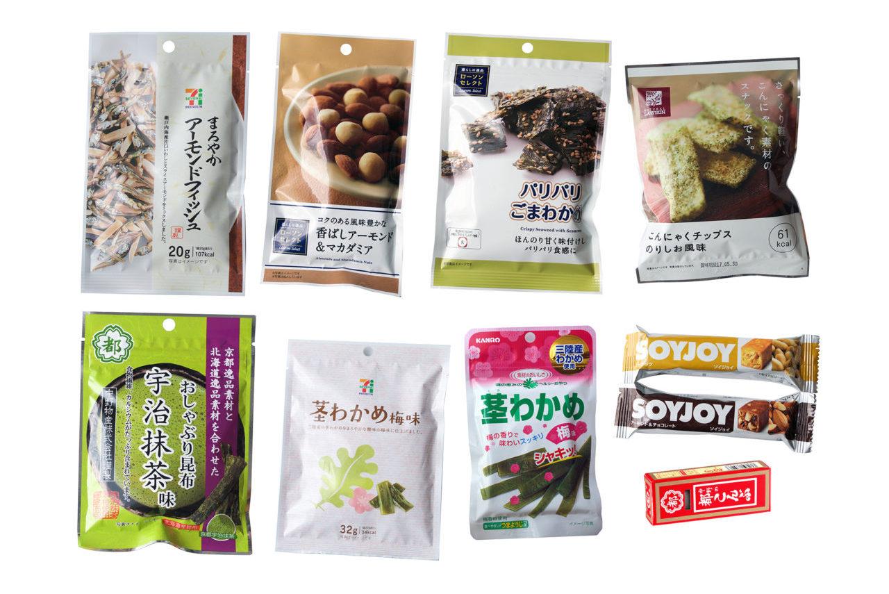 Healthy Japanese Snacks In Between Meals Eyes And Hour