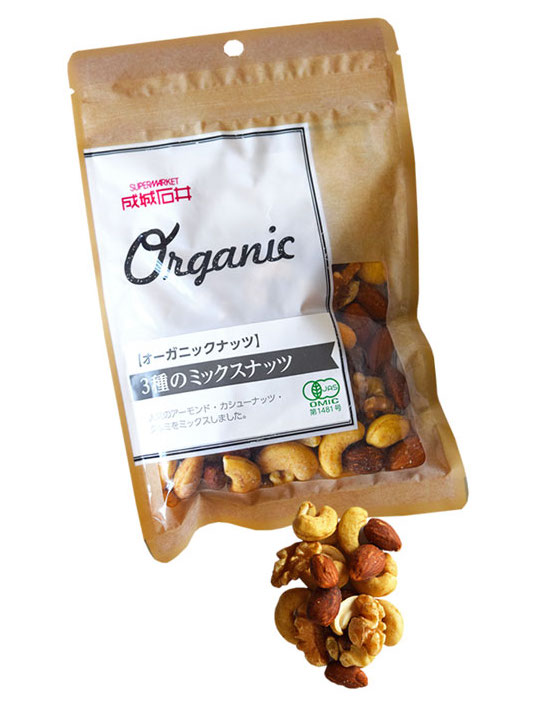 seijo ishii organic nuts