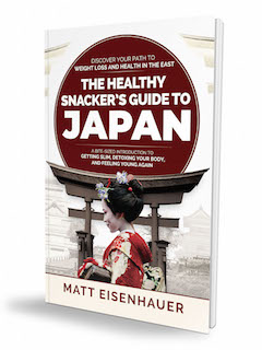 The Healthy Snacker's Guide to Japan