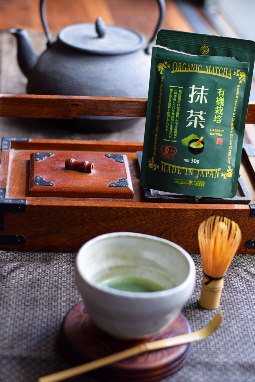 matcha green tea health benefits