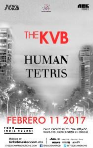 the-kvb-y-human-tetris-en-el-indie-rocks-este-11-de-febrero-noticias-sin-categoria