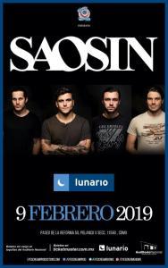 Saosin @ Lunario