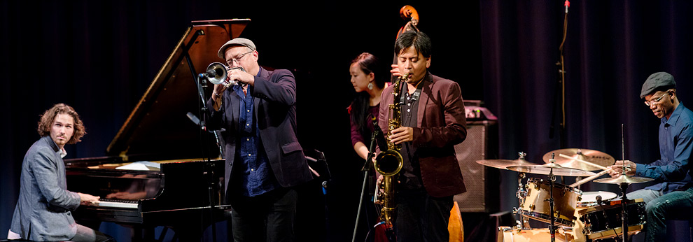 Dave Douglas Quintet plays at Cornish College.