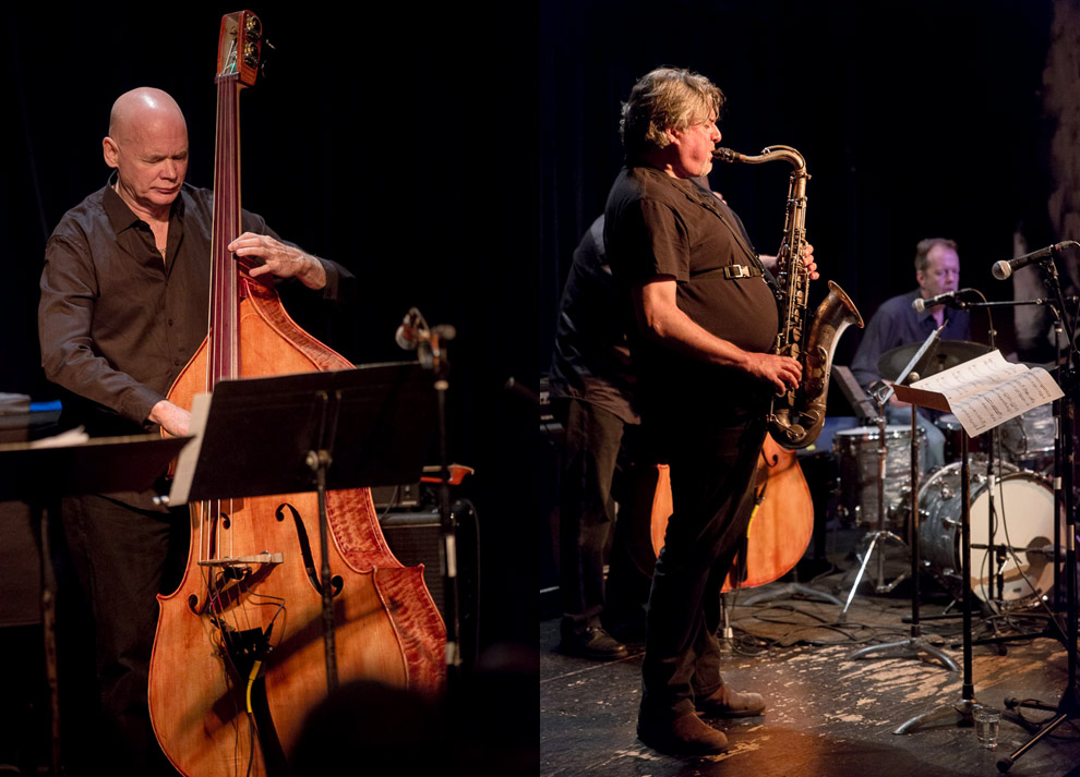 """Jazz trio """"Open Loose"""" played in Seattle photography by jazz photographer Daniel Sheehan"""