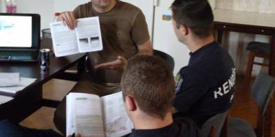 23.05.2014 Police training in Budapest, Hungary