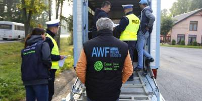 28.09.2016 Police training in Kielce, Poland– practical follow-up