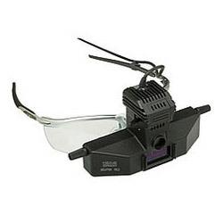 Binocular indirect ophthalmoscope.