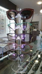 Some of our beautiful Fritz frames