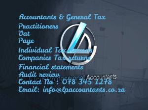 Licit logo and list of services in blue on dark blue background