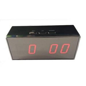 IP HD Concealed Security Camera Digital Clock Video Recorder-0
