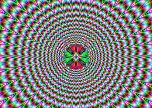 Pulsating Illusion