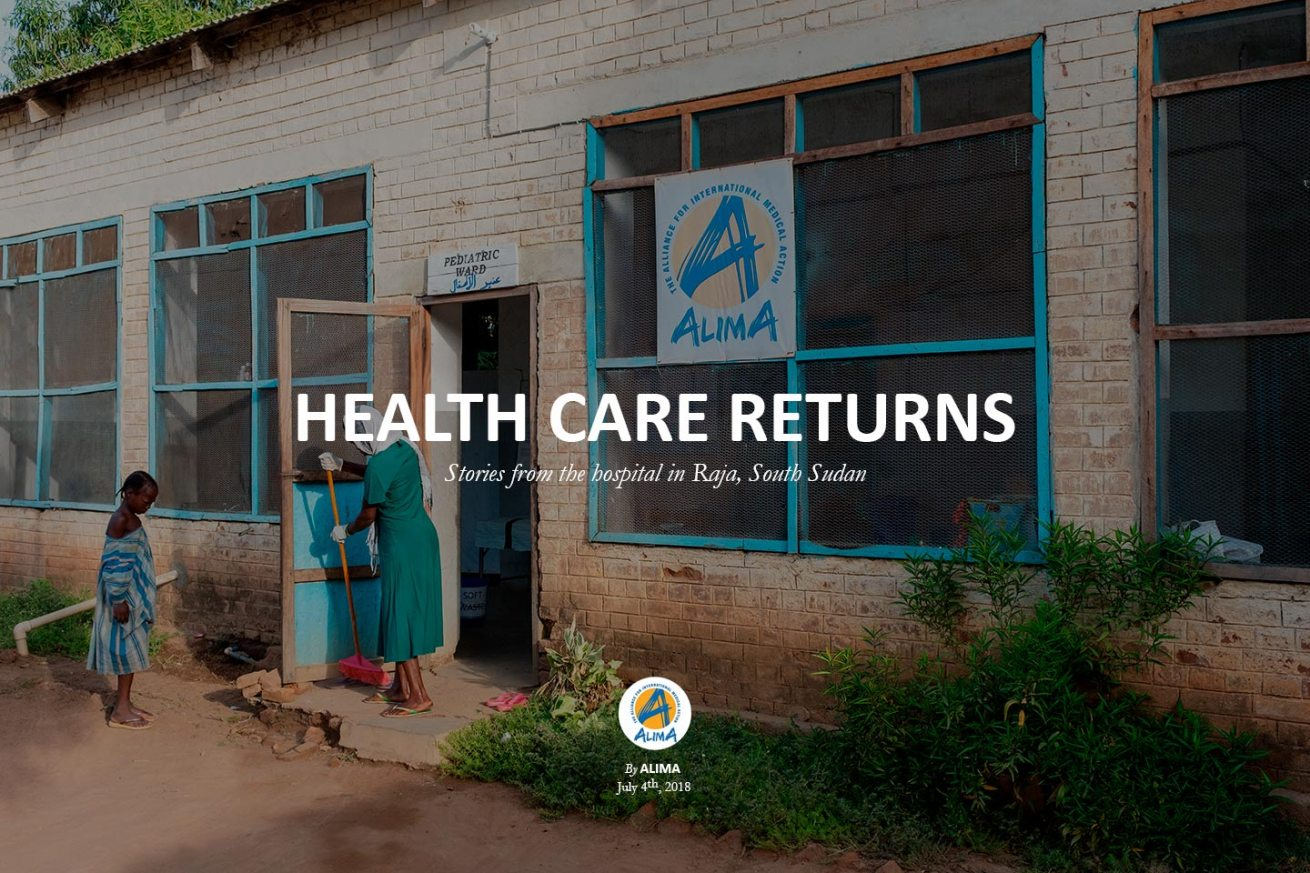 Health care returns by ALIMA