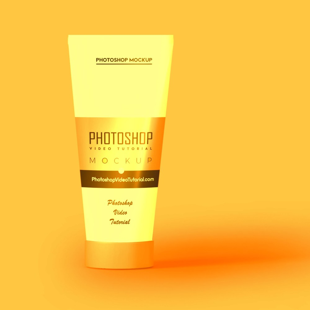 Beauty Product Mockup