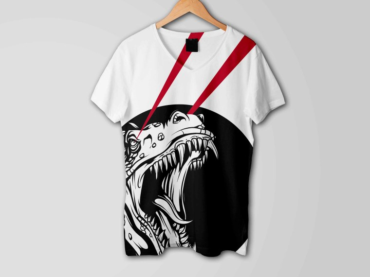 T Shirt Art Design Set