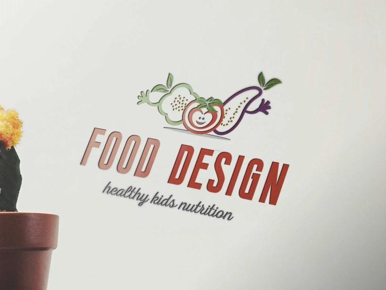 Food Branding Mockup 2018