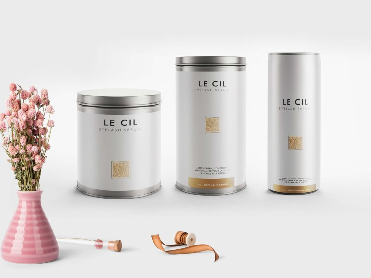 New Food Packaging Can Mockup