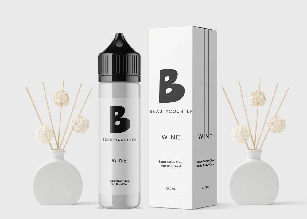 Bottle Packaging Mockup
