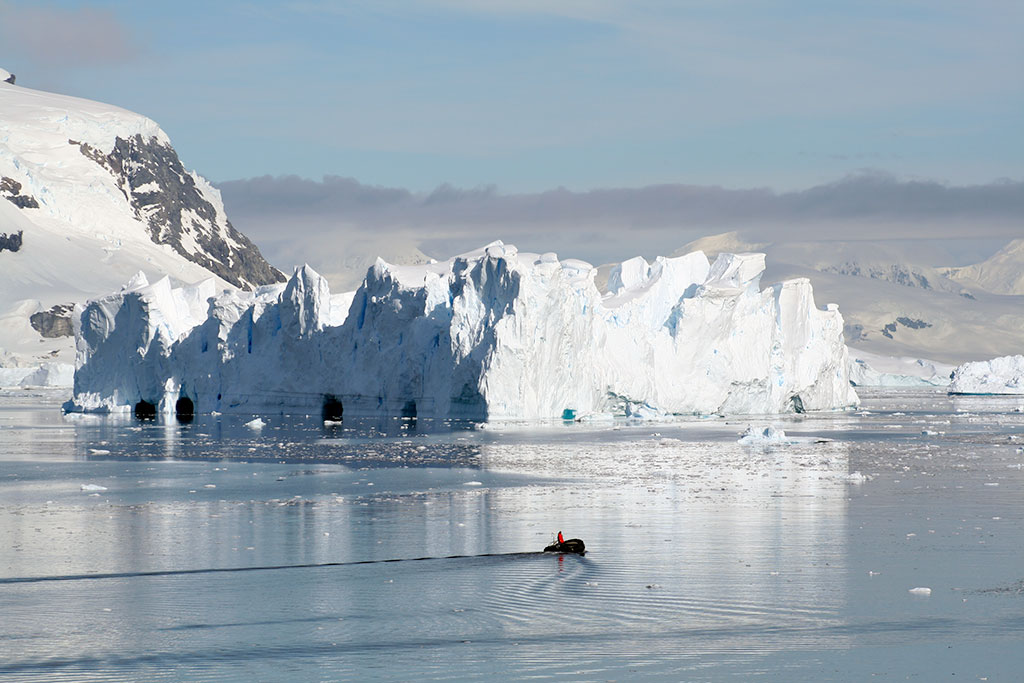 Antarctica South Georgia Yacht Charter EYOS Expeditions