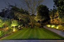 Garden Lighting Design in London Landscape Lighting