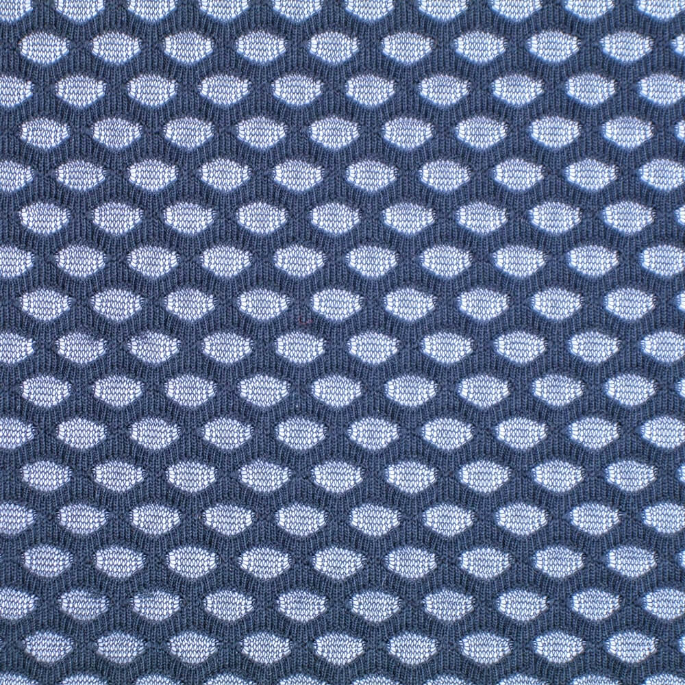 90%Polyester 10%Spandex Translucent Mesh Fabric