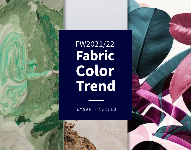 Sportswear Color Trends Forecast for Fall Winter 2021/22