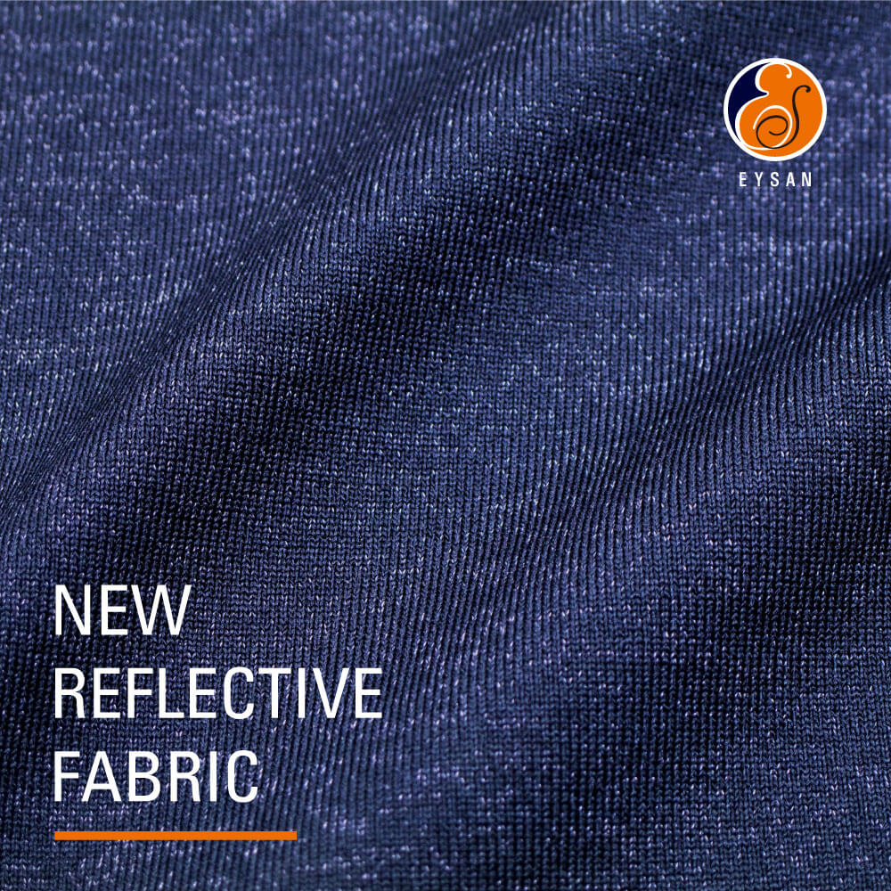New Reflective Fabric (No Reflective Material)