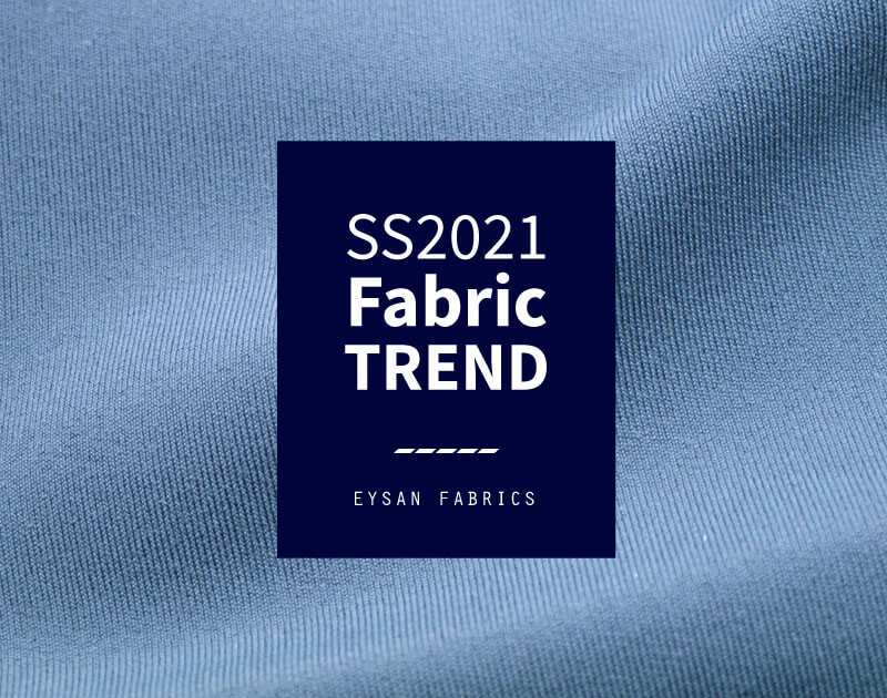 Top 5 Sportswear Fabric Trends for SS2021
