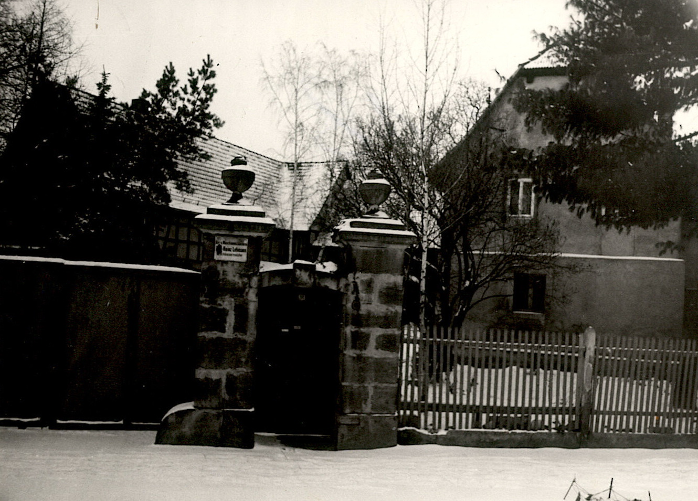 1984 Haus in der Dorfstraße